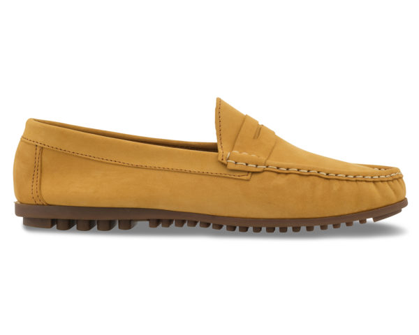 LEATHER AND SOLES TUSCAN YELLOW AMALIA