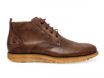 mens all leather brogues