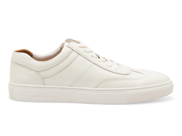 TRIPLE WHITE BEN SNEAKERS